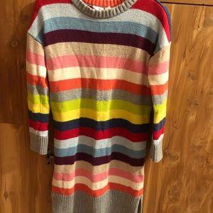 GAP kids sweater dress XS 4/5